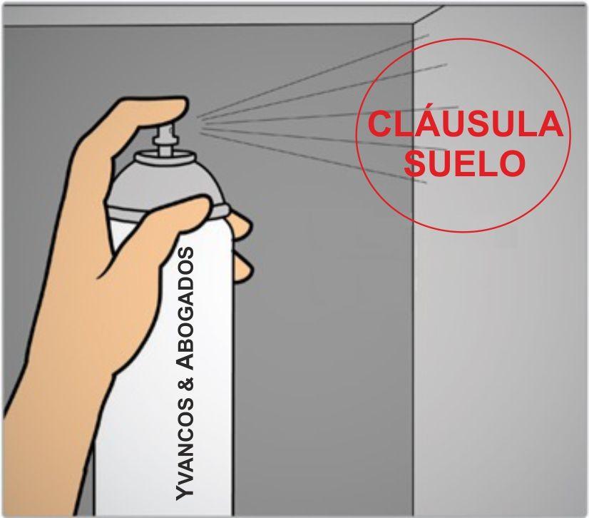 Elimine su cl usula suelo yvancos abogados for Noticias clausula suelo