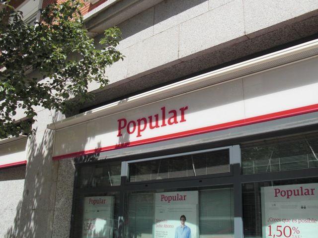 Lanzamos la primera querella contra el Banco Popular