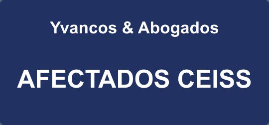 Afectados Banco CEISS|Yvancos&Abogados