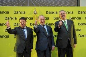 Bankia condenada a devolver el dinero por la compra de sus acciones