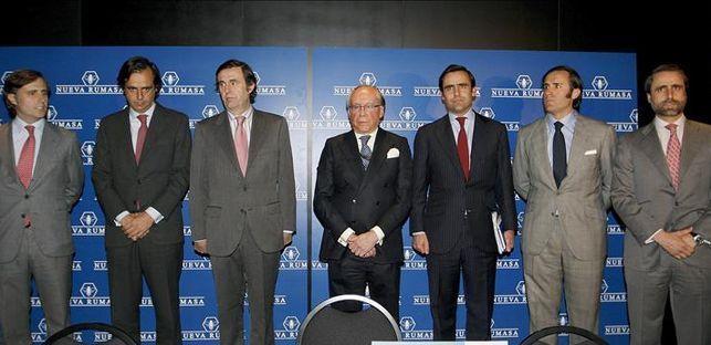 José María Ruiz-Mateos y su hijo Francisco Javier condenados a pagar 92 millones por los pagarés de Nueva Rumasa