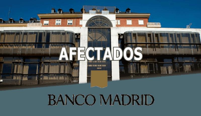 El Auto del Juez desvela que la intervención de las autoridades provocó el pánico en los clientes de Banco Madrid