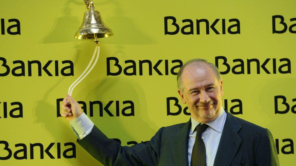 Los imputados del caso Bankia no pagan su defensa de su bolsillo