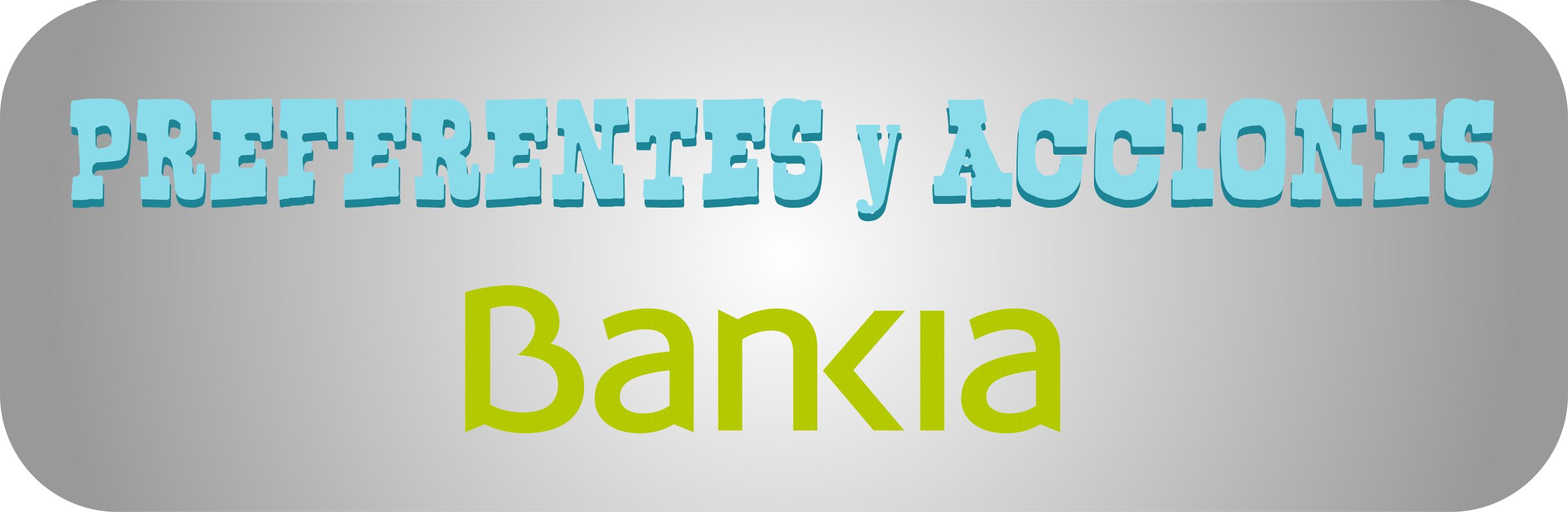 Bankia estafó con preferentes a un enfermo de alzheimer