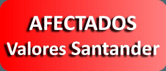 El Santander revendía productos por encima de su precio de mercado
