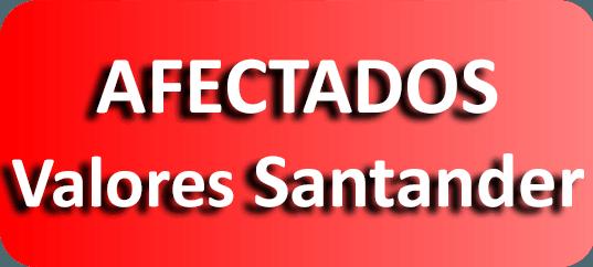 Anulada la venta de valores del Santander a dos carniceros por 800.000 euros