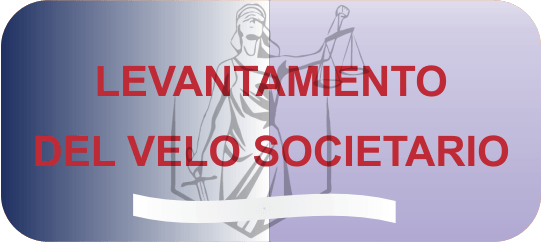 Levantamiento del velo societario en derecho