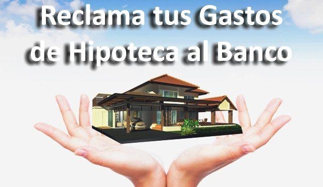 Un juzgado de Alicante condena al banco a devolver los gastos de una hipoteca ya cancelada