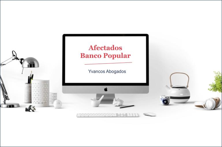 Banco Popular Yvancos Abogados